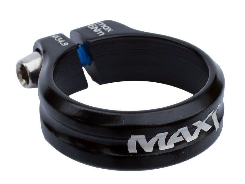 Sedlová objímka MAX1 Race 34,9 mm imbus černá