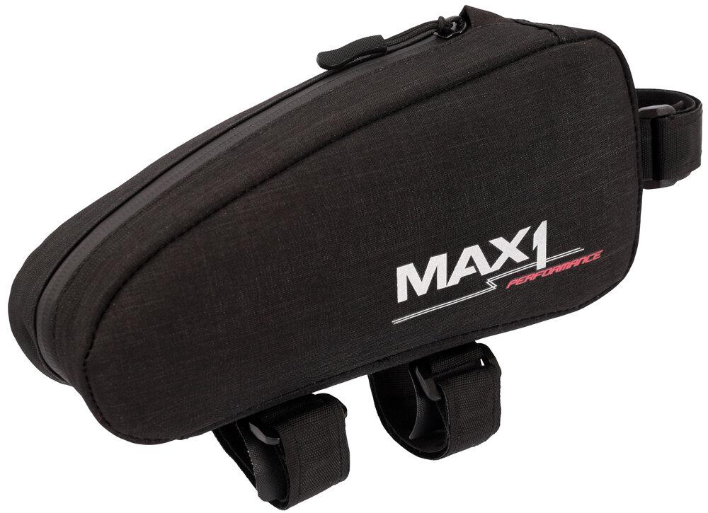 brašna MAX1 Top Tube černá
