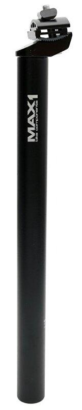 Sedlovka MAX1 27,2/400 mm černá