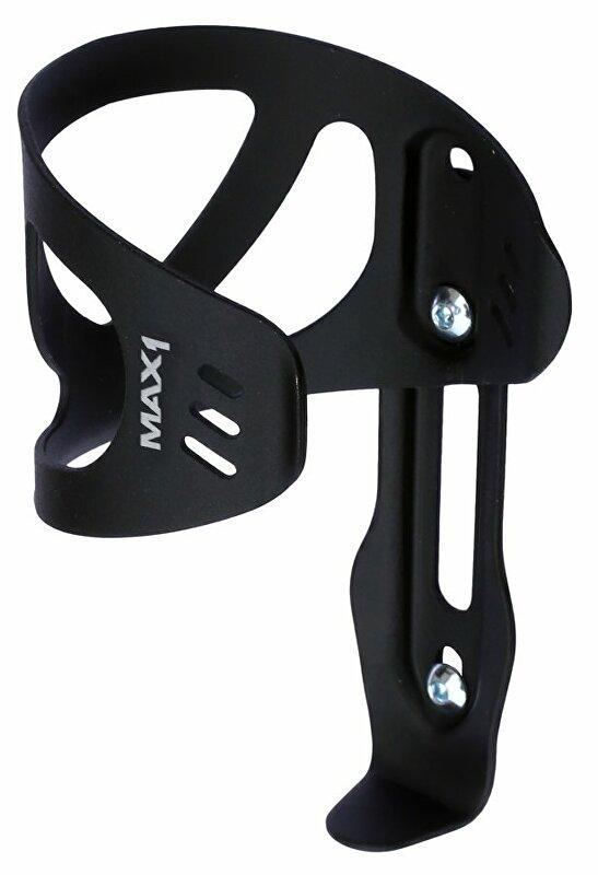 košík MAX1 boční úchyt černý matný