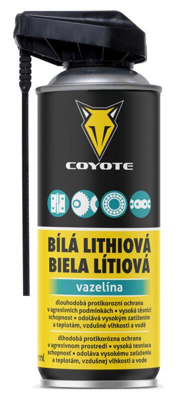 vazelína líthiová COYOTE 400ml spray