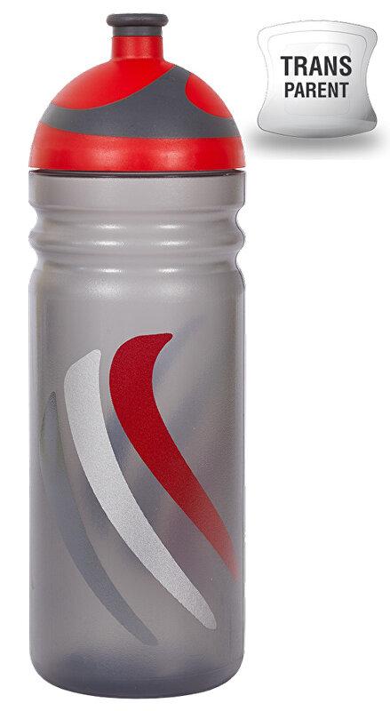 Zdravá lahev 0,7 l  BIKE 2K19 červená