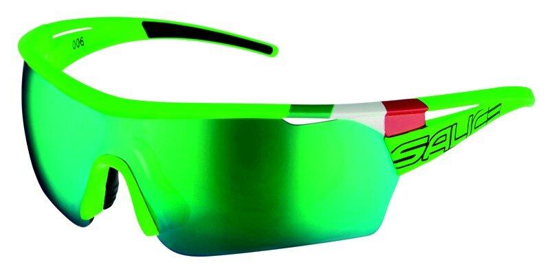 brýle SALICE 006ITA Green/green/transparent