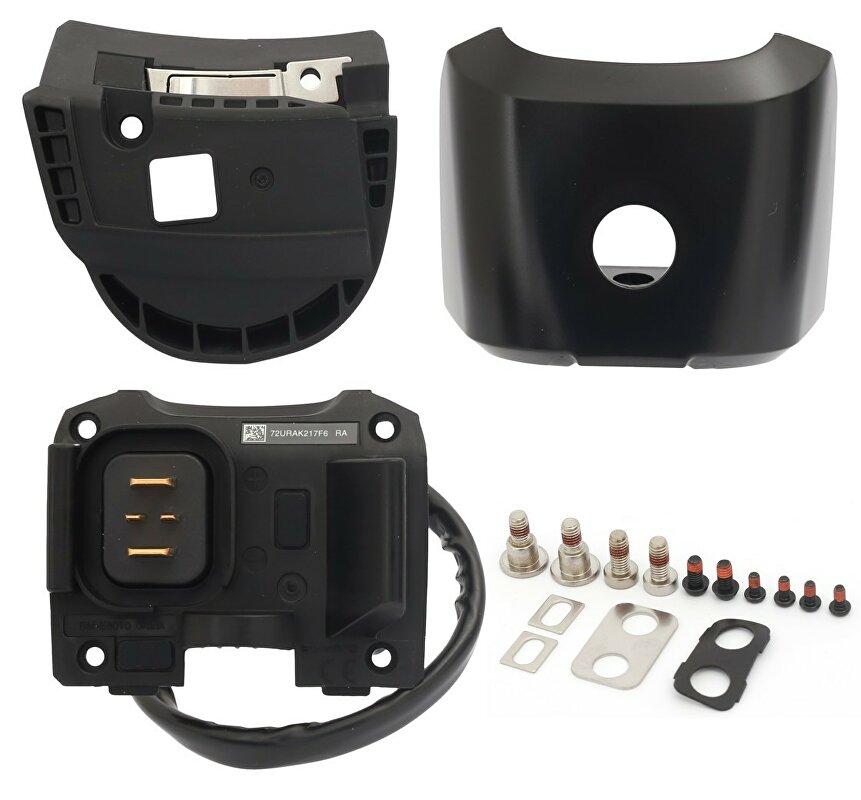 držák baterie Shimano STePS BM-E8010 pro baterii SM-E8010