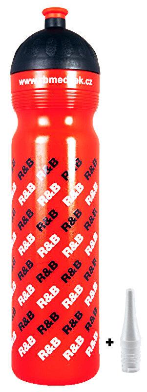 lahev R+B 1 l Uni RB červená