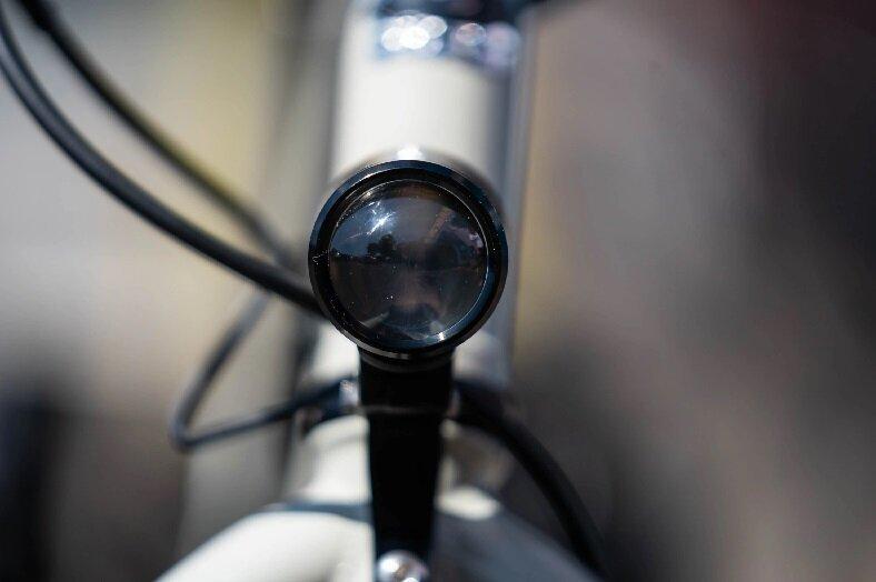 světlo přední SMART Kepler E-bike