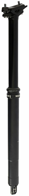 teleskopická sedlovka MAX1 Evo 30,9/498 mm černá