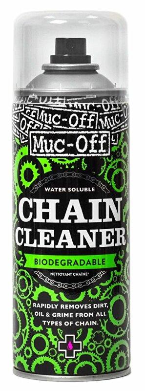čistič řetězu MUC-OFF Chain Cleaner 400 ml