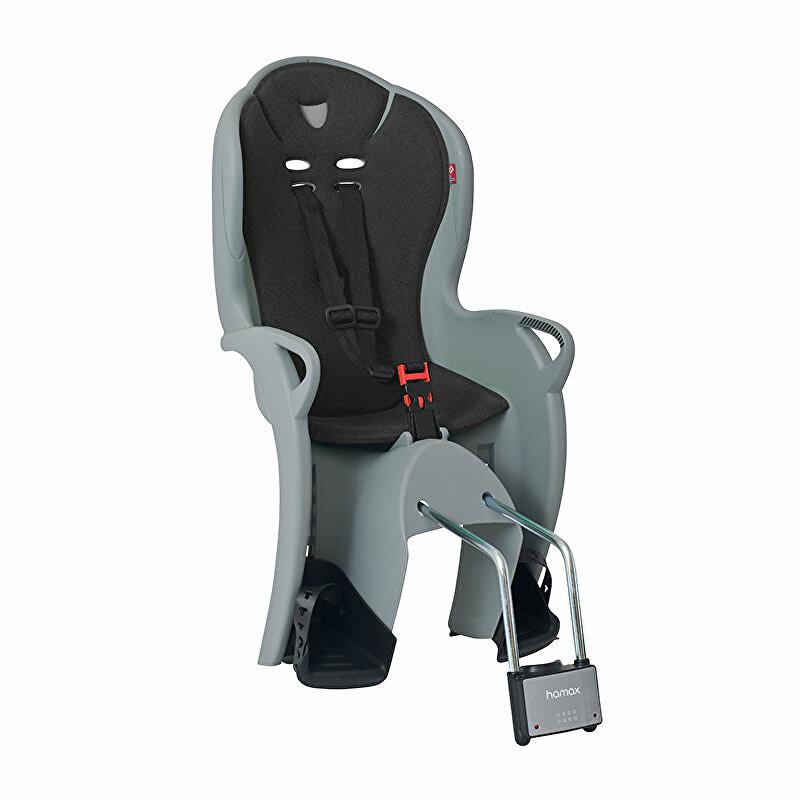 sedačka zadní HAMAX Kiss šedo/černá