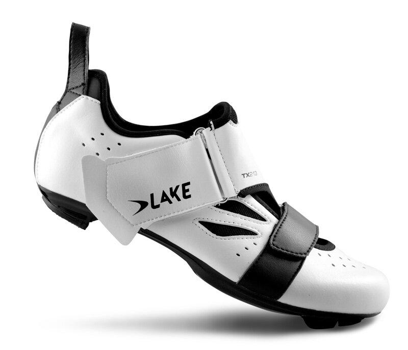 tretry LAKE TX213 bílo/černé vel.44