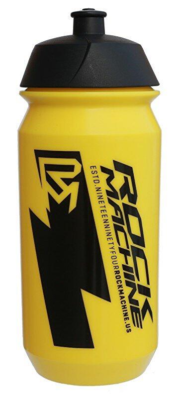 Lahev ROCK MACHINE Performance 0,6 l žlutá