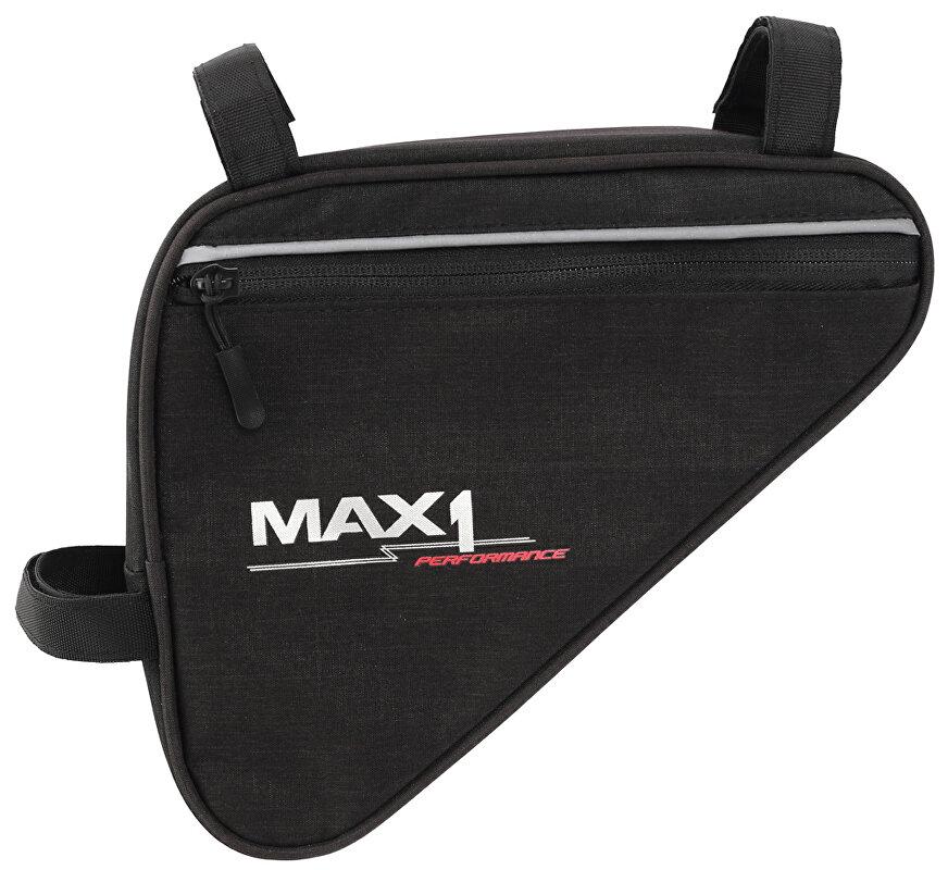 brašna MAX1 Triangle L černá
