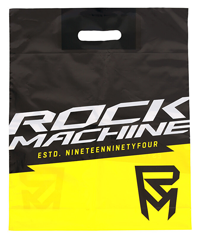 igelitová taška ROCK MACHINE černá