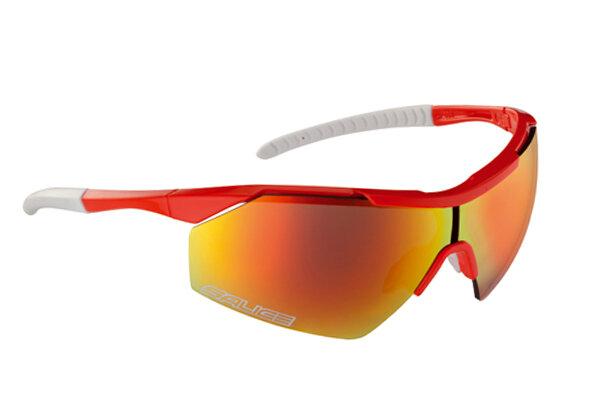 brýle SALICE 004RW red/RW red/transparent