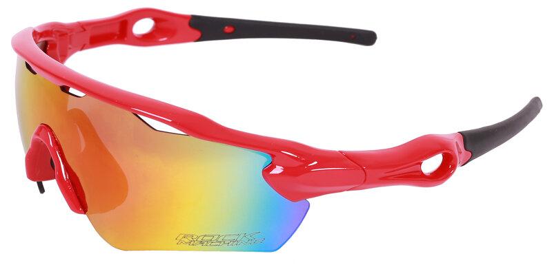 brýle ROCK MACHINE Edge červené