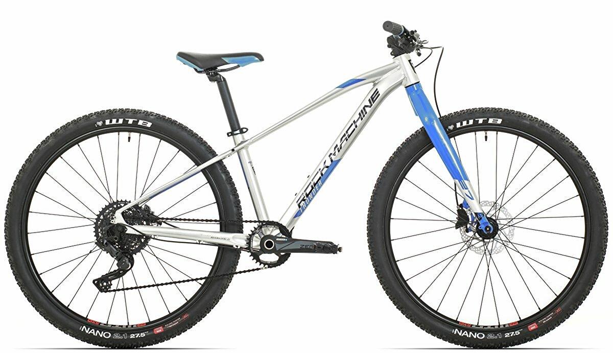 kolo Rock Machine Thunder 27 LTD (XS) 2021 gloss silver/Suomi blue/black