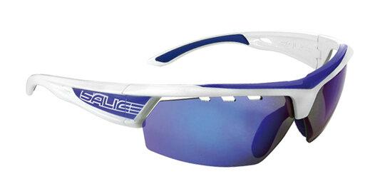brýle SALICE 005RBW white-blue/RW blue/transparent