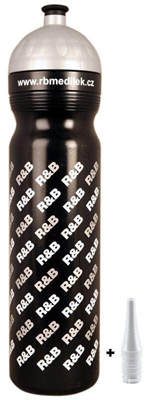 Lahev R+B 1 l Uni RB černá