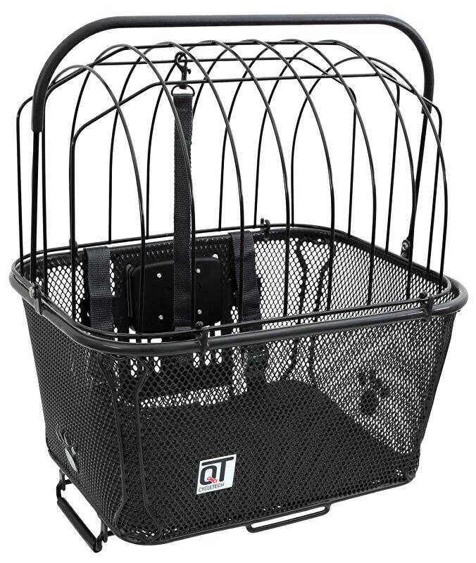 koš na kolo Animal vysoký - držák na řidítka není součástí balení, je dodáván samostatně