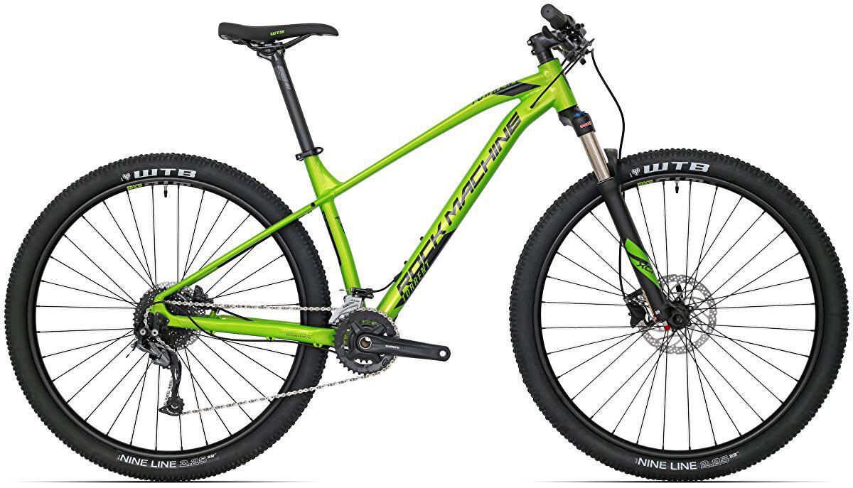 kolo Rock Machine Torrent 30-29 gloss DVO green/black (L)