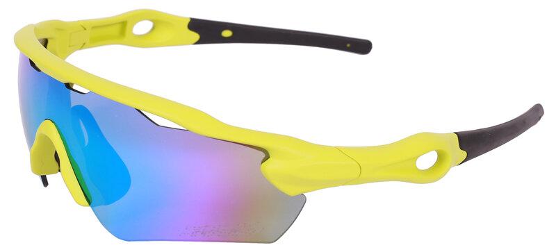 brýle ROCK MACHINE Edge zelené