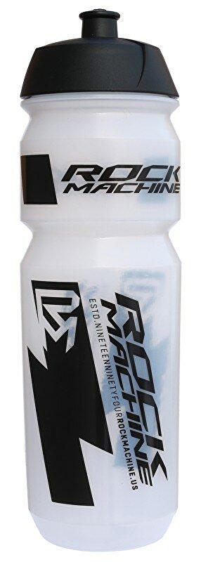 Lahev ROCK MACHINE Performance 0,85 l transparentní