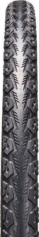 plášť CHAOYANG 700x35C (622-37) H-5126 27 tpi černý s reflexním proužkem