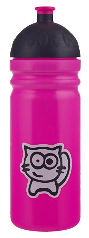 Zdravá lahev 0,7 l UAX kočka