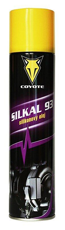 olej silikonový COYOTE 400ml