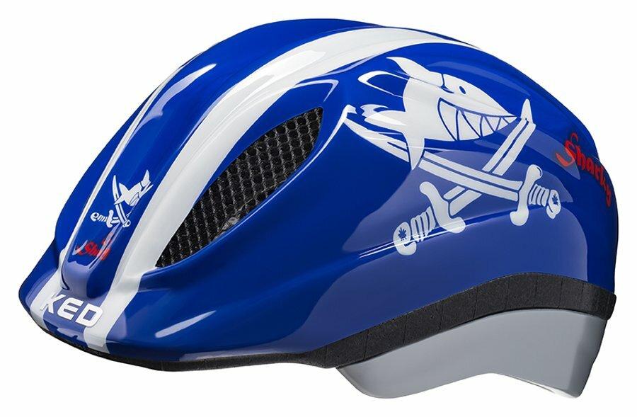přilba KED Meggy Originals M Sharky blue 52-58 cm