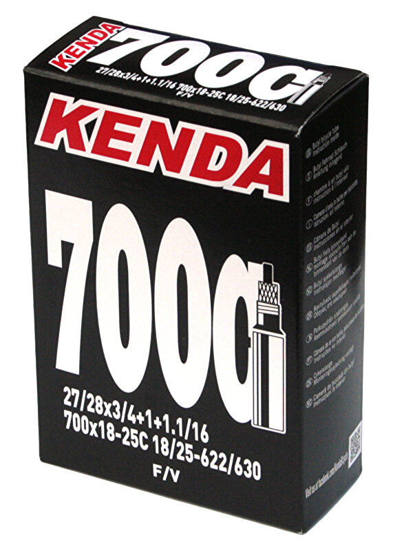Duše KENDA 700x18/25C (18/25-622/630) FV 32 mm