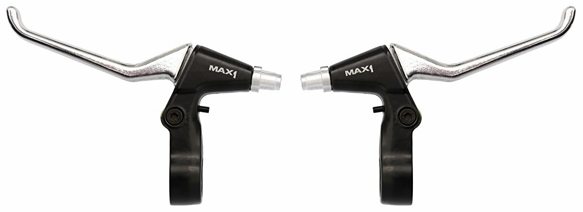 """brzdové páky MAX1 """"V"""" Alu"""