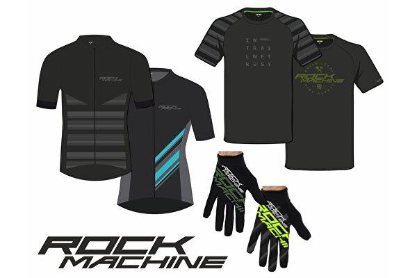 Nová kolekce oblečení ROCK MACHINE skladem