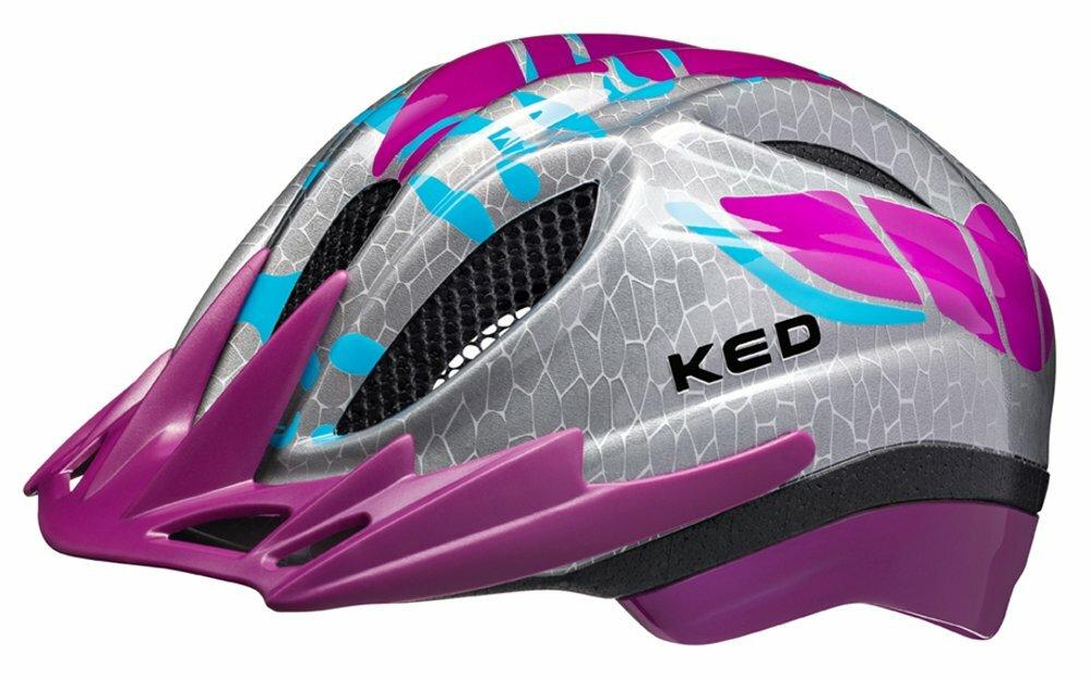 přilba KED Meggy K-Star S/M violet 49-55 cm