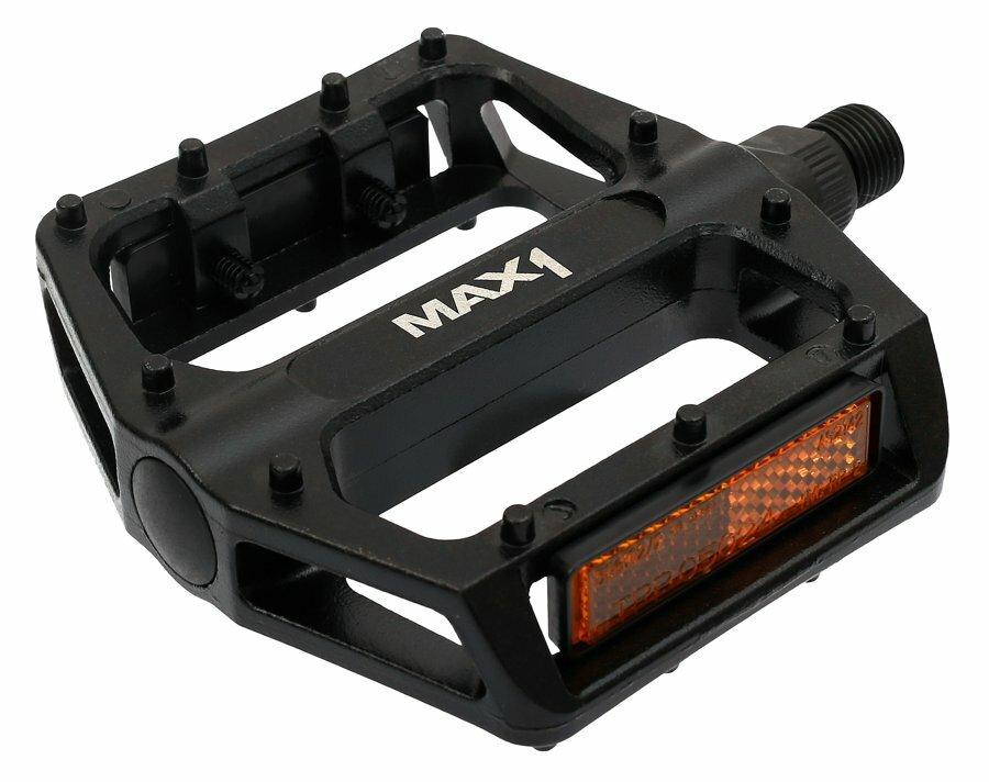 Pedály MAX1 BMX černé