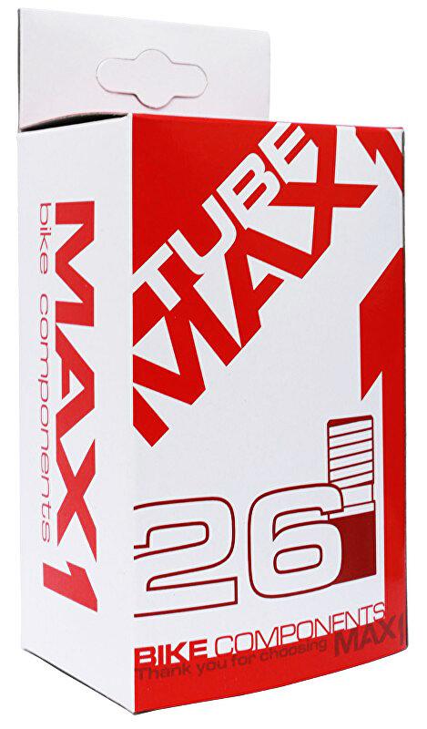 přímá/lineární duše MAX1 26×1,95-2,125 AV (47/54-559)