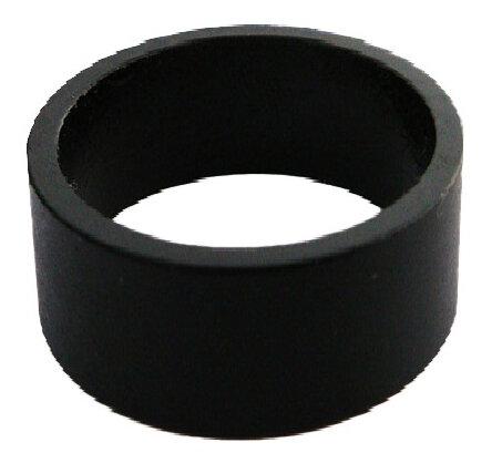 """spacer A-H 1 1/8"""" 20 mm černý"""