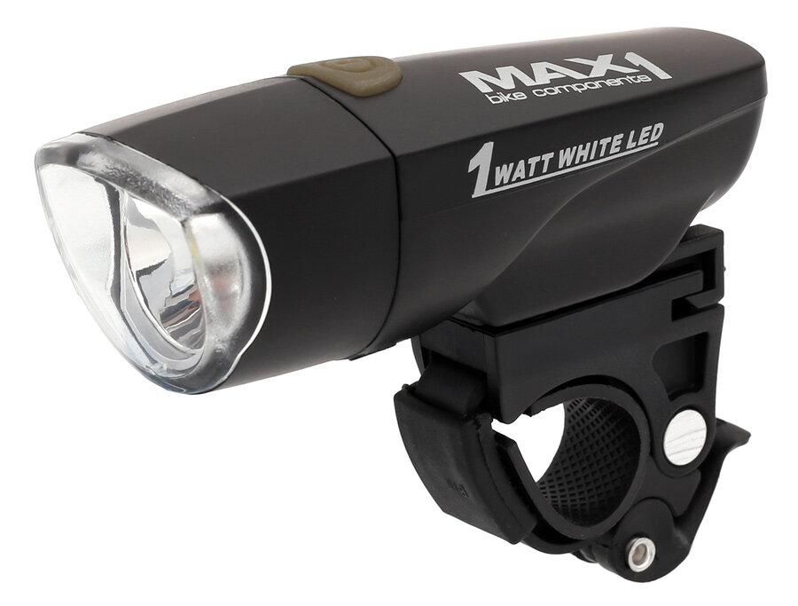 světlo přední MAX1 Excellent