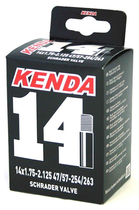 duše KENDA 14x1,75-2,125 ( 47/54-254/263) AV 35 mm