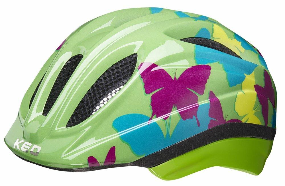 přilba KED Meggy Trend S butterfly green 46-51 cm