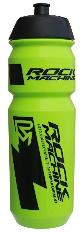 Lahev ROCK MACHINE Performance 0,85 l zelená