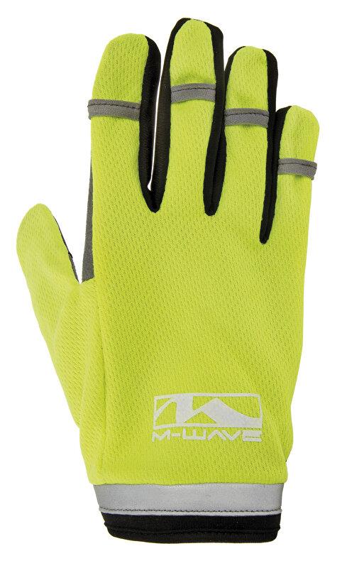 rukavice M-WAVE Touchscreen reflex vel.S