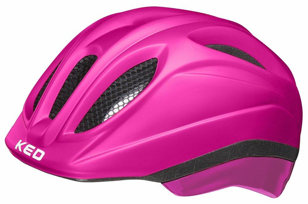 přilba KED Meggy M pink matt 52-58 cm