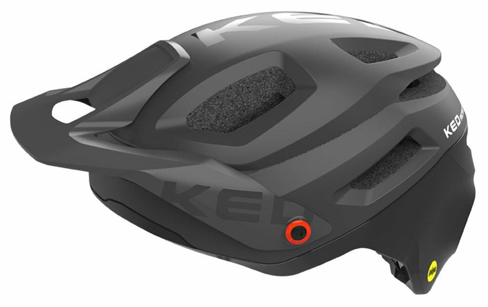 přilba KED Pector MIPS L black 58-61 cm