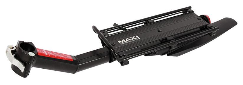 nosič MAX1 Sport na sedlovku s blatníkem
