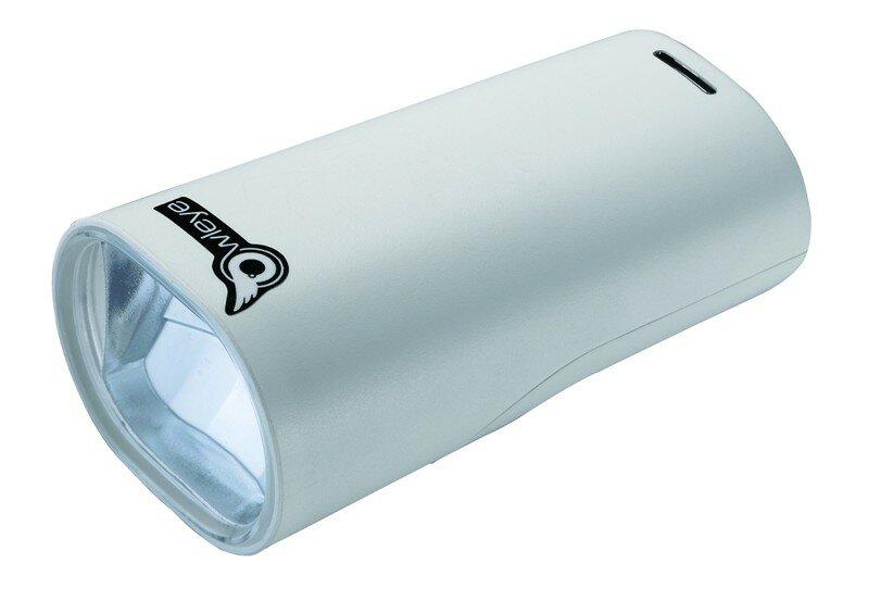 světlo přední OWLEYE Highlux 30 dobíjecí bílé