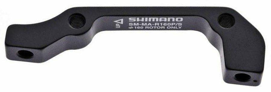 adaptér kotoučové brzdy SHIMANO SM-MAR160PSA (160mm) balený