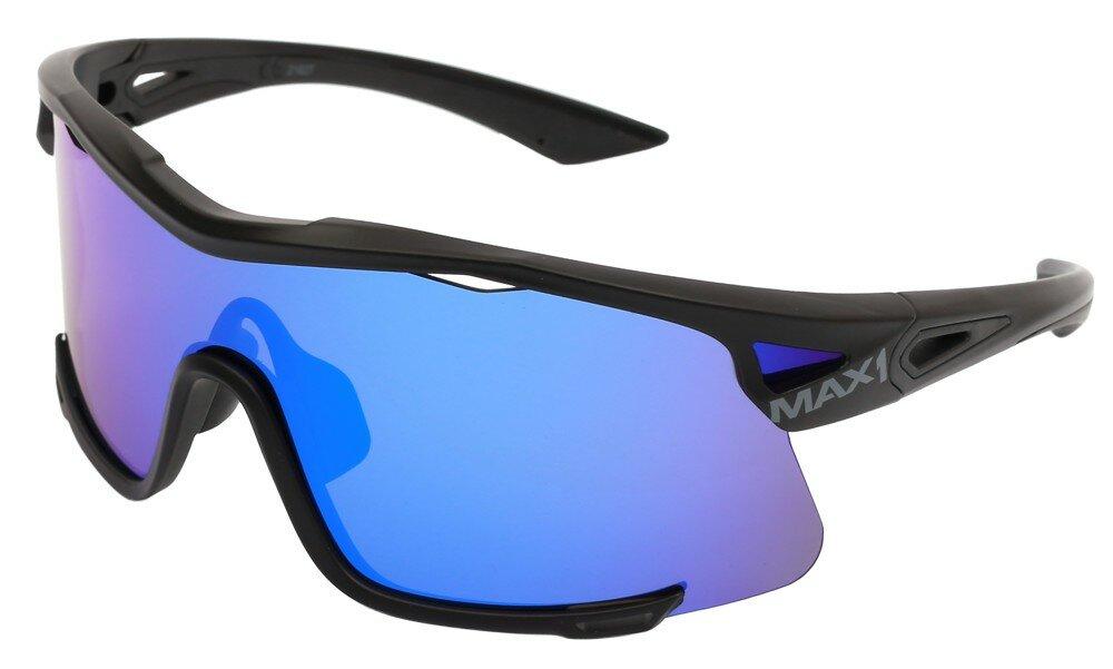 brýle MAX1 Trail černé
