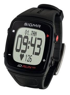 Pulsmetr SIGMA ID.Run HR černý