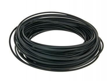 bowden 5 mm, černý (servisní balení po 500 m = min. obj. množství)